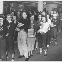 Penrose Library Moving Day March 1 1957.jpg