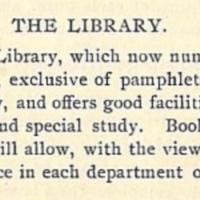 "<a href=""/omeka/items/browse?advanced%5B0%5D%5Belement_id%5D=50&advanced%5B0%5D%5Btype%5D=is+exactly&advanced%5B0%5D%5Bterms%5D=Library+description%2C+1894"">Library description, 1894</a>"