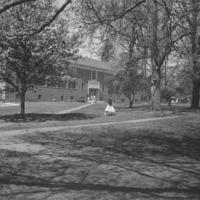 WC Penrose Memorial Library ca 1957.tif