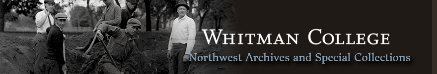Whitman College Archives